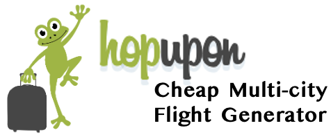 Cheap multi-city flights blog | Hopupon